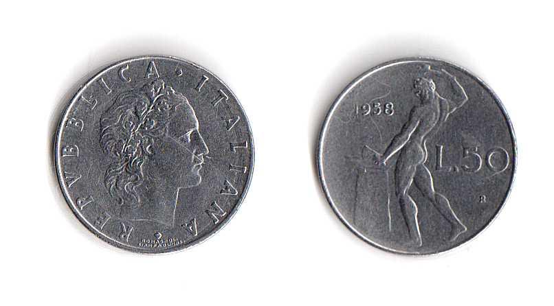 Valore 50 lire