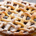 Crostata di castagne e cioccolato: ricetta golosamente autunnale