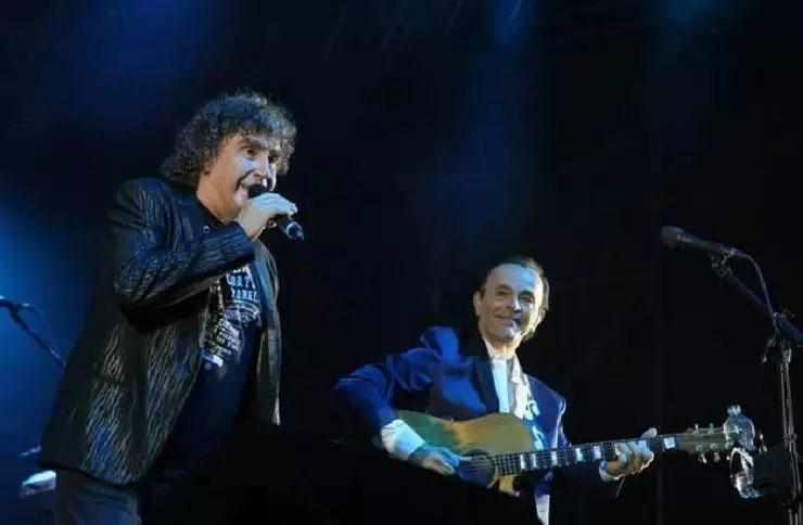 Stefano D'Orazio e Dodi Battaglia