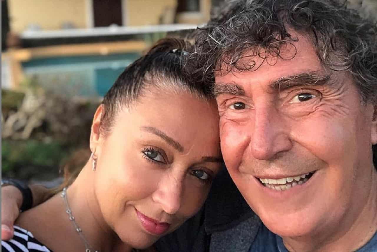 Stefano D'Orazio e la moglie Tiziana Giardoni