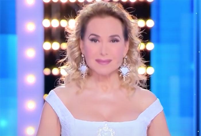Barbara D'Urso pronta a scendere in politica