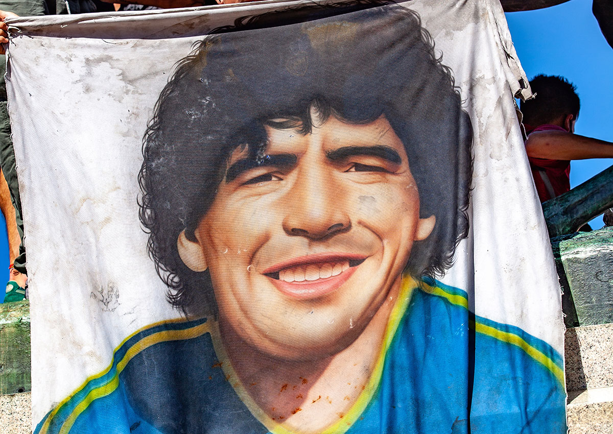 Una scultura per Diego Armando Maradona: ecco il bando