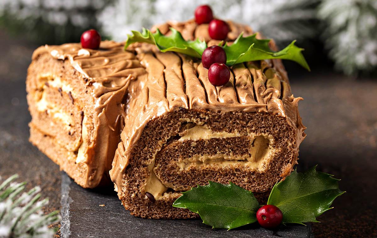 Tronchetto di Natale: la ricetta golosa e perfetta