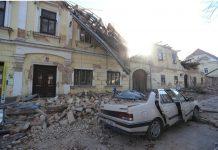 Terremoto oggi in Croazia avvertito a Napoli
