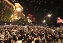 Capodanno 2021 a Wuhan: più sereno dell'Occidente