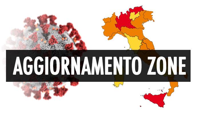 Coronavirus in Campania, la regione resta in zona gialla