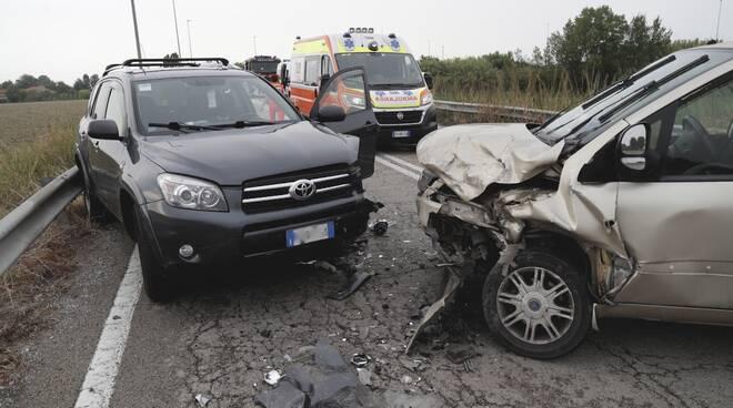 Caivano, incidente stradale: una vittima