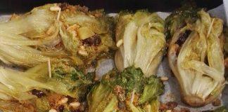 Scarola imbottita napoletana: ricetta dal sapore intenso
