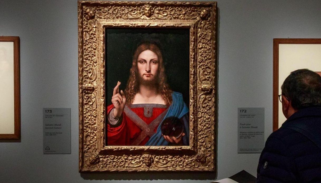 """Ritrovato il """"Salvator Mundi"""" trafugato dalla Basilica napoletana"""
