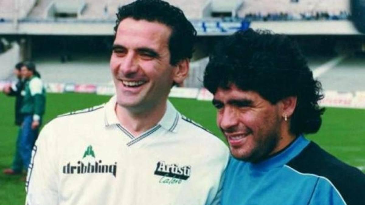 San Giorgio a Cremano: una via dedicata a Maradona