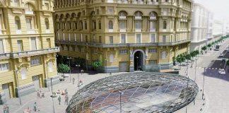 Linea 1, stazione Duomo: sospesa tra antico e moderno