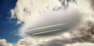 """Ufo avvistato da un volo di linea: """"lungo oggetto cilindrico"""""""