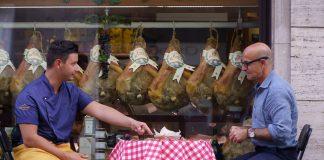Il coniglio all'Ischitana sulla CNN grazie a Stanley Tucci
