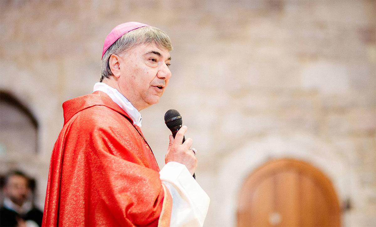 Don Domenico Battaglia, il nuovo arcivescovo di Napoli