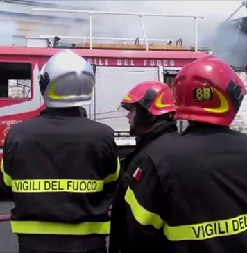 Fuorigrotta, tragico incendio: fiamme di una stufetta provocano due vittime