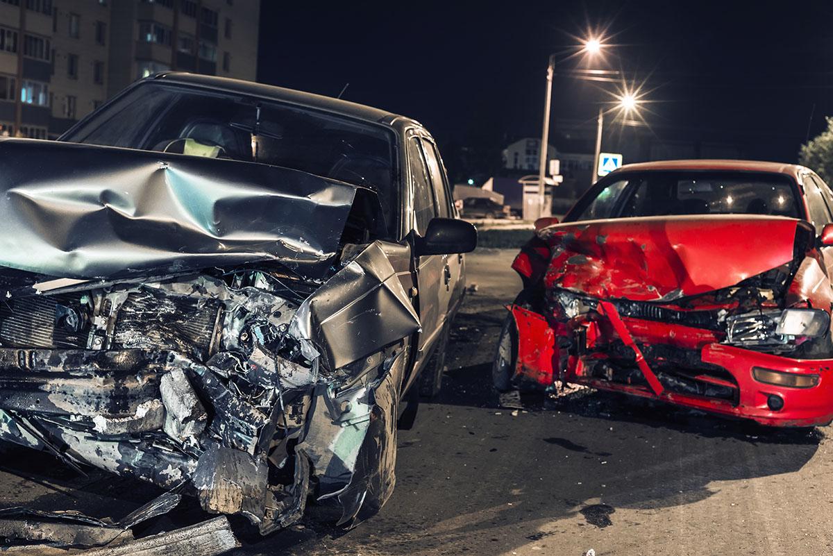 Benevento, incidente stradale: violento scontro, una vittima