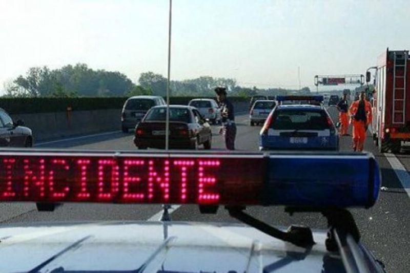 Napoli-Salerno, doppio incidente stradale: 2 vittime