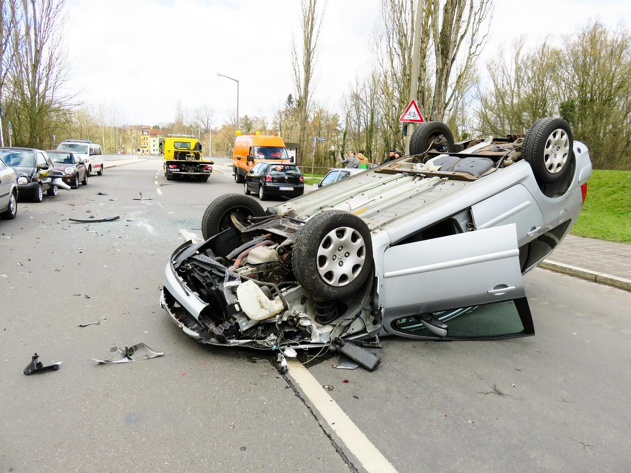 Cilento, incidente stradale: una vittima di 4 anni