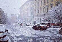 Previsioni meteo Napoli: arriva il gelo e la magia della neve