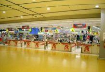 Auchan, Vulcano Buono: riapre, salvi 90 dipendenti