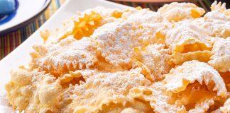 Chiacchiere di Carnevale: la ricetta di Iginio Massari