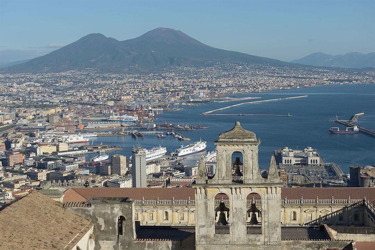 Covid: la Campania rischia di retrocedere in zona rossa