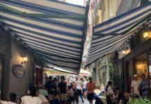 Effetto zona rossa: richiude il Gambrinus e la Pizzeria Brandi