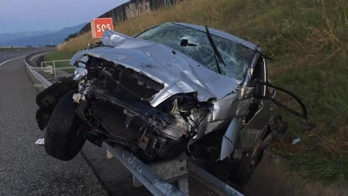 Afragola, incidente stradale: vittima un giovane papà