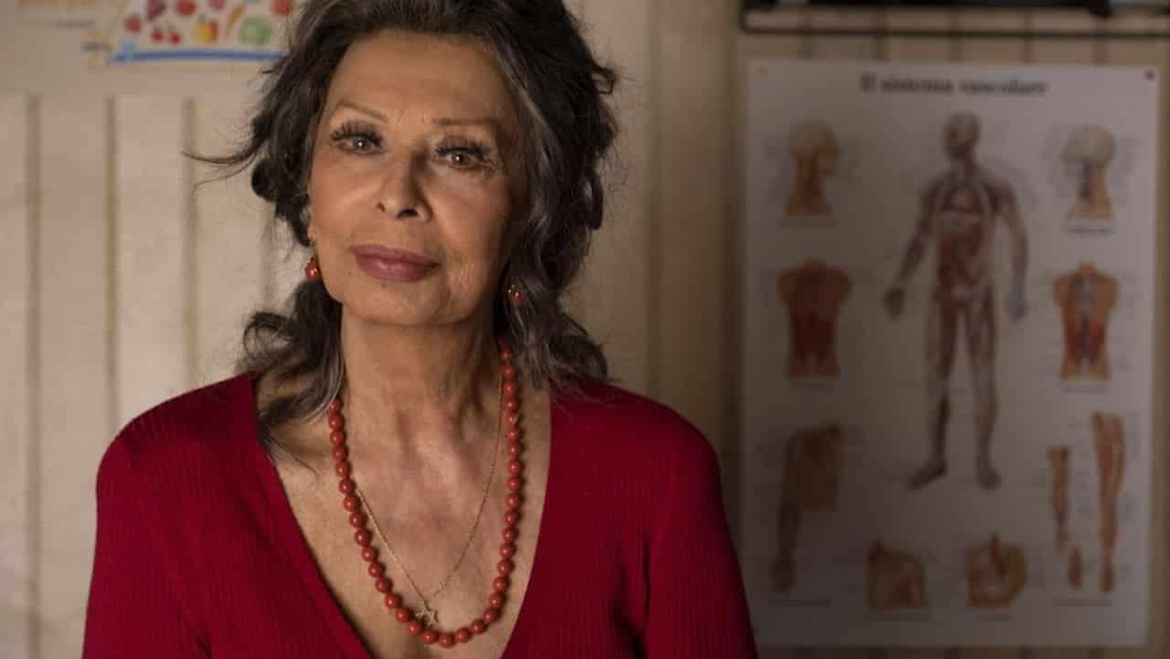 La vita davanti a sé con Sophia Loren