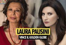"""Golden Globe, Laura Pausini vince con il brano """"Io sì"""""""