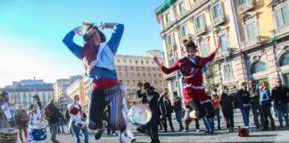 Napoli, Contropaura organizza evento musicale in Piazza Dante