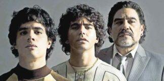 """""""Maradona, Sogno Benedetto"""": il teaser della serie tv"""