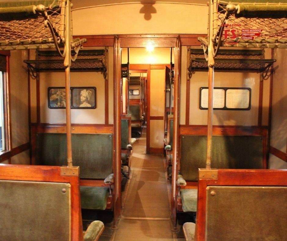 Museo Ferroviario di Pietrarsa riapre il 29 aprile