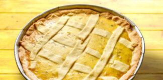 Pastiera di Antonino Cannavacciuolo: ricetta profumata dello chef