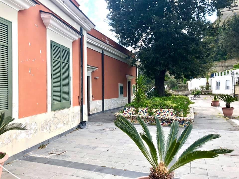 Federico II, Bacoli: nuovo centro studi in villa Ferretti
