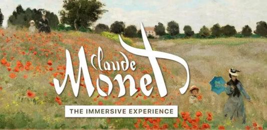"""""""Claude Monet: The Immersive Experience"""": come tuffarsi nei suoi fiori"""