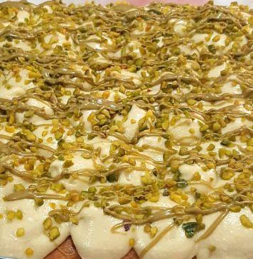 Ricetta del tiramisù al pistacchio
