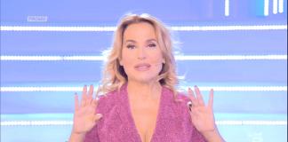 Barbara D'Urso scalzata dalla Tatangelo e Toffanin