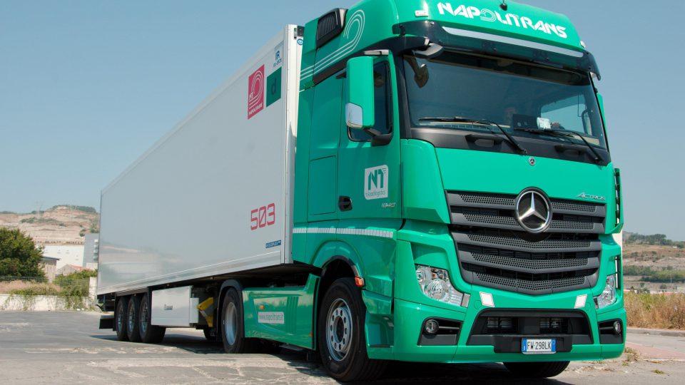 Napolitrans: assume 60 camionisti impossibili da trovare