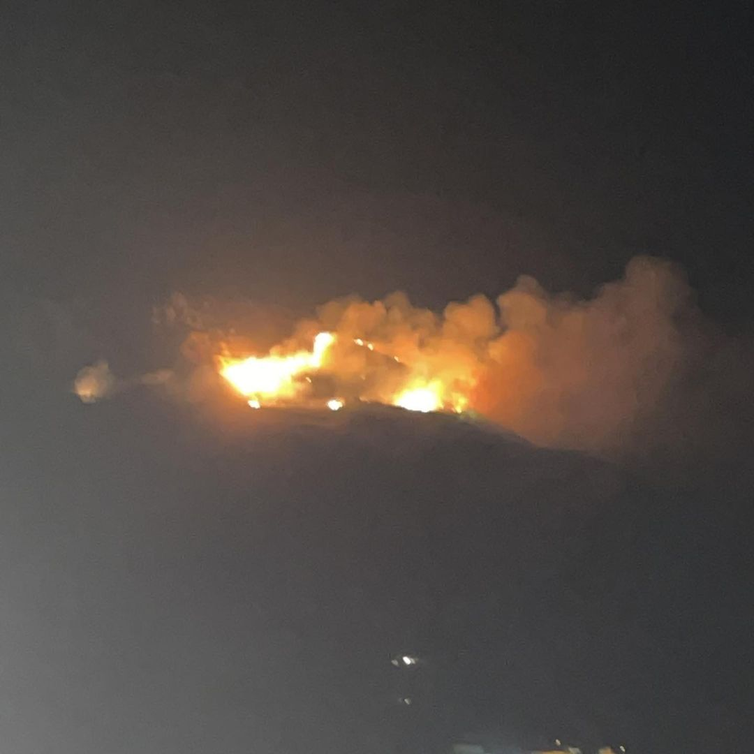 Ischia, incendi: bruciati trenta ettari di macchia mediterranea