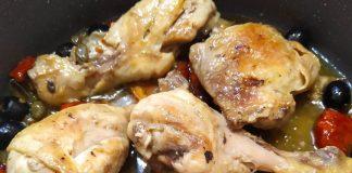Pollo alla marinara: la ricetta dal sapore del mediterraneo