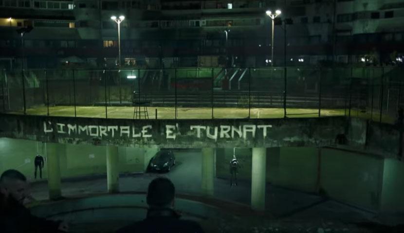 """Gomorra 5, il trailer: """"L'Immortale è turnat'"""""""