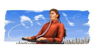 Christopher Reeve, Superman celebrato nel doodle di Google