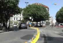 Napoli, sfiorata tragedia: precipita dal terzo piano