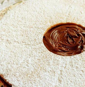 Occhio di bue alla Nutella: ricetta autunno/inverno