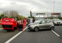 Afragola, asse mediano: incidente stradale, una vittima