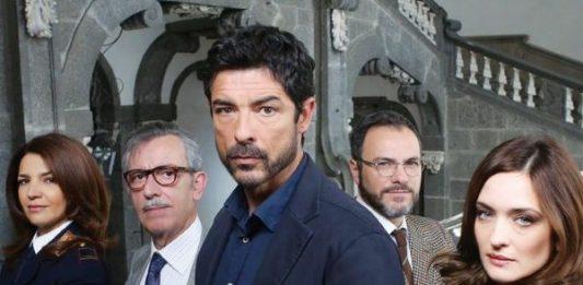 """Ascolti tv, 26 ottobre: """"I Bastardi di Pizzofalcone"""" finale da primo posto"""