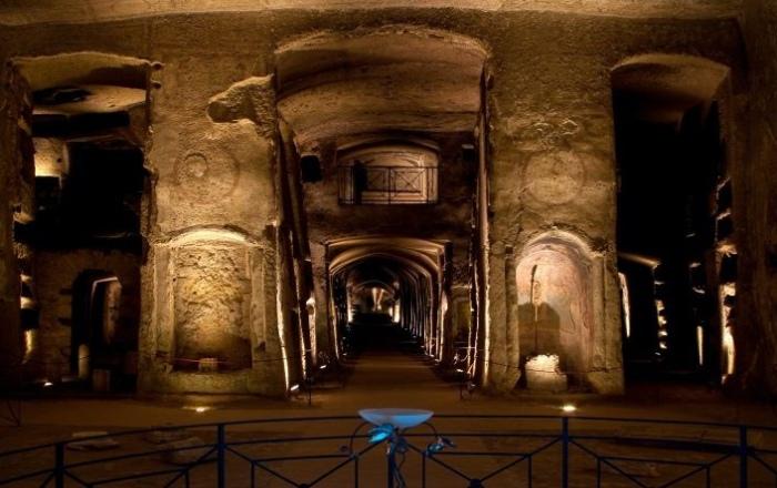 """Alberto Angela con """"Stanotte a..."""" parte dalle Catacombe di San Gennaro"""