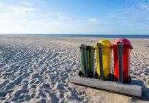 Marcianise, Coca Cola si ferma per pulire le spiagge