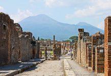 Pompei, rubato un chiusino in marmo: indagano i carabinieri